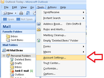 How to Fix 503 Valid RCPT Error in Outlook - Windows 2010/7
